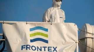 Агент Frontex