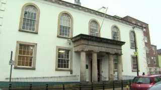 Enniskillen courthouse