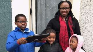 The Ogu Family