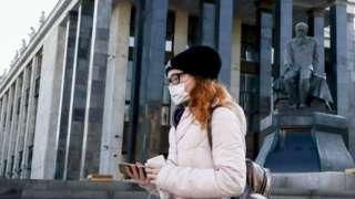 rusiya bu gün koronavirus Rossiya1 Rusiya dövlət televiziyaları