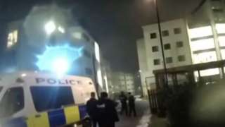 Police raid student party in Sheffield