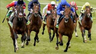 Tactical wins at Newmarket for the Queen