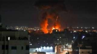 इस्रायल हल्ला