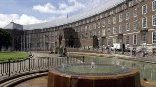 Bristol City Council offices