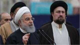 इराणचे राष्ट्राध्यक्ष