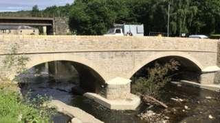 Kay Street bridge