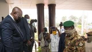 Ecowas mediator on Mali crisis Nana Akufo-Addo