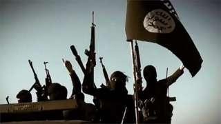 Combatentes do Isis