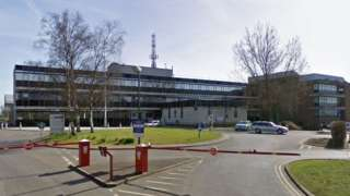 Hertfordshire Constabulary HQ