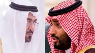 سعودی ولی عہد، الجبری