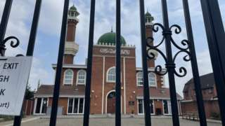 Mosque in Slough
