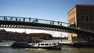 Constitution Bridge, Venice, 16 May 19