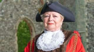 Councillor Sue Hacon