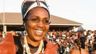 Mantfombi Dlamini-Zulu