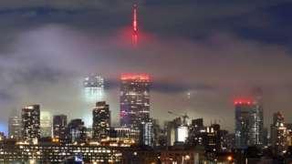 Панорама Нью-Йорка
