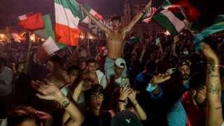 Italia, Inggris, Euro 2020, Euro 2021