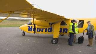 Hebridean Air Service