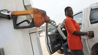 fuel attendant