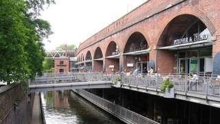 Deansgate Locks