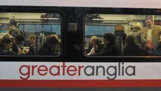 Greater Anglia train service