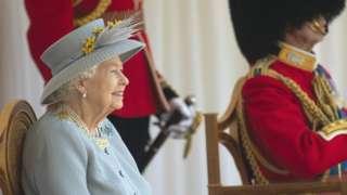 Краљица Елизабета Друга, Виндзор, 2021.