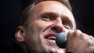 Alexei Navalny, 29 Sep 19