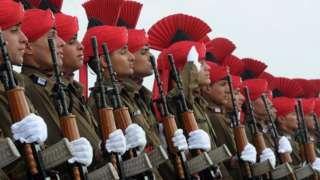 भारतीय सैनिकों की फाइल फोटो
