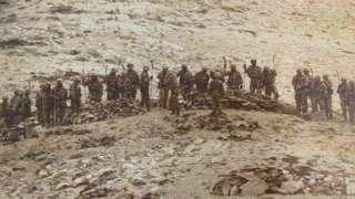 చైనా సైనికులు