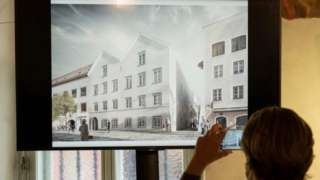 New plans to redesign the Hitler house unveiled in Vienna