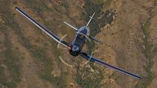 Beechcraft T-6C Texan