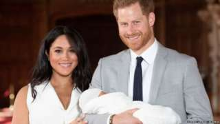 The Duke and Duchess of Sussex welcomed their first child, Archie, in May