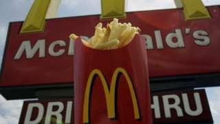 McDonalds hopes to transform its restaurants