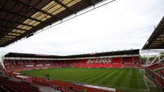 Bet365 Stadium Stoke City