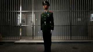 Тюрьма в Пекине