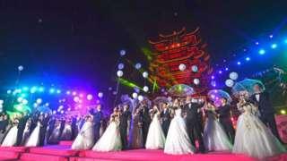 Boda grupan el Wuhan.
