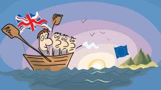 Британия отплывает от ЕС
