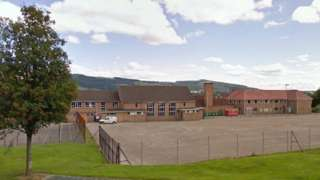 Welshpool High School, Powys