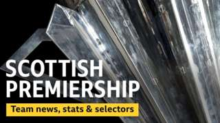 Scottish Premiership team news, stats and selectors