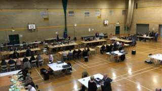 Tendrign District Council count