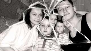 Семья Костевых - иллюстрация
