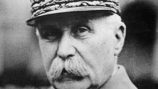 Henri Pétain.