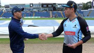 Glamorgan v Sussex