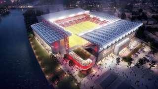 Nottingham Forest ground redevelopment