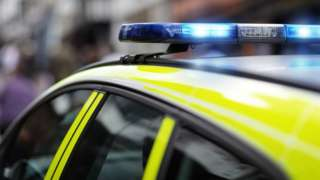 Two men posed as officers with a blue light and siren