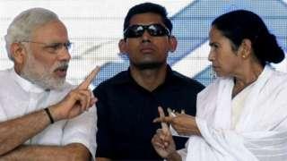 ప్రధాని మోదీ, మమతా బెనర్జీ