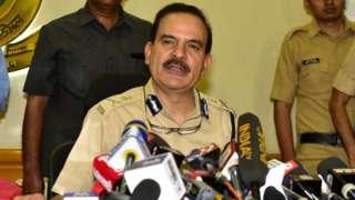 मुंबई पुलिस कमिश्नर