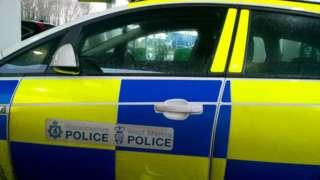 West Mercia Police car generic