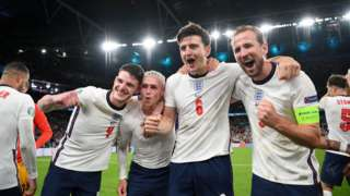İngiltere finalde