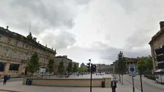St George's Square Huddersfield