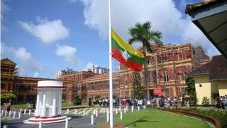 အတွင်းဝန်ရုံးဟာ အင်္ဂလိပ်အက္ခရာယူပုံသဏ္ဏန် ရှိပြီးတော့ မြန်မာ့သမိုင်းမှာ အရေးပါတဲ့ အဆောက်အအုံ ဖြစ်ပါတယ်။